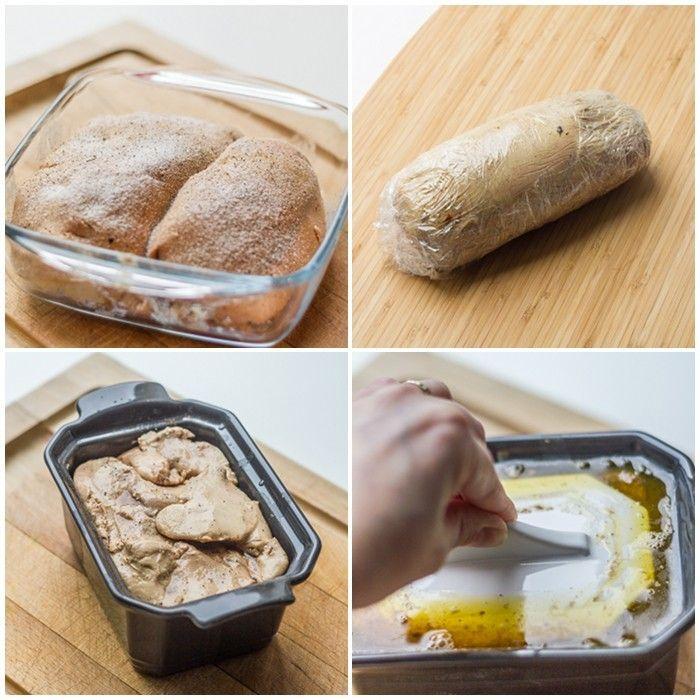 Foie gras maison bien choisir et pr parer un foie gras cru d veinage en pas pas appetizer - Cuisiner un foie gras cru ...