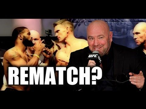 MMA Dana White Explains Woodley vs. Thompson Confusion and Possible Rematch