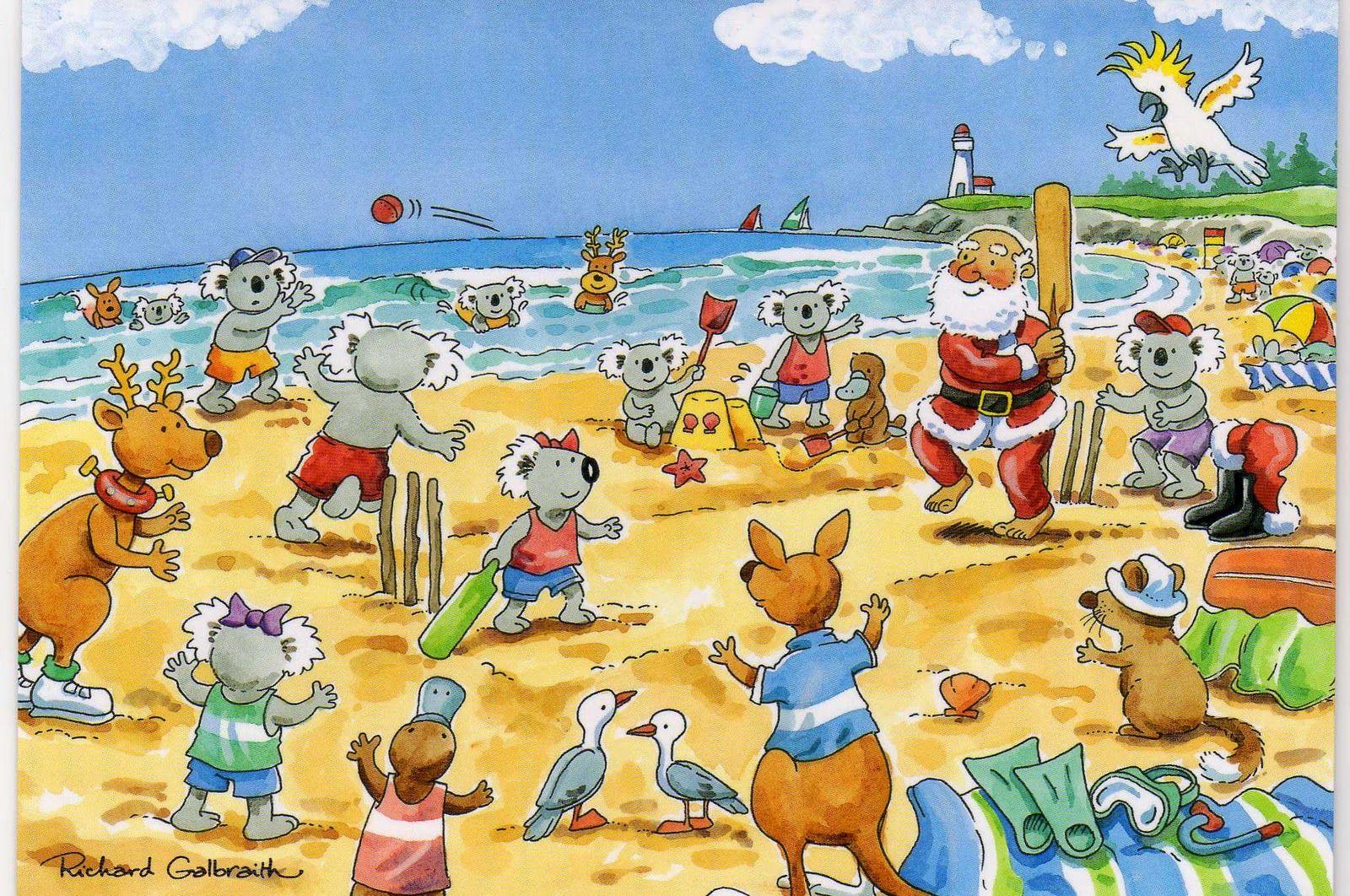 Aussie Christmas Aussie christmas, Australian christmas