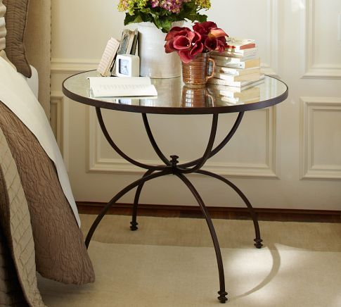 Willow Bedside Table From Pottery Barn