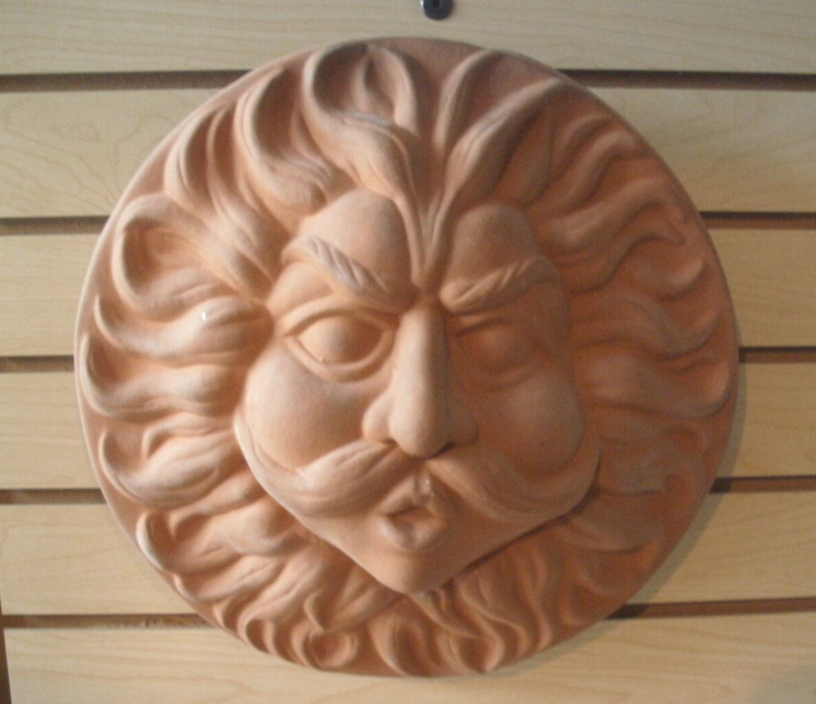 Outdoor Wall Plaques Outdoor Patio Garden Sun Lion Wall Plaque Gifts For Her Wall