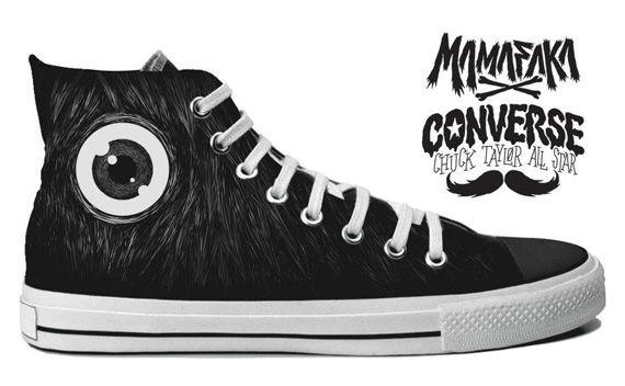MAMAFAKA x Converse Chuck Taylor All