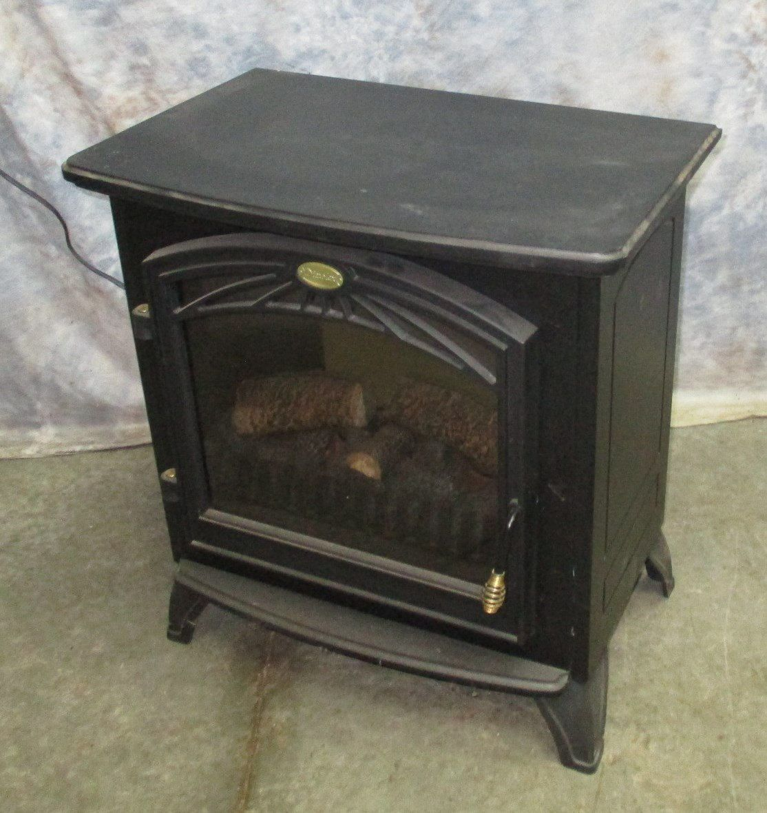 Dimplex Electric Air Heater 120 V Fireplace Small Space Room