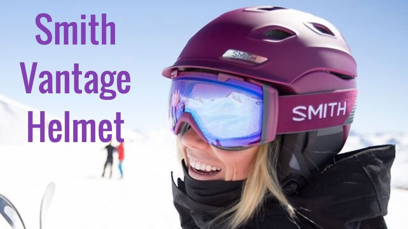 Smith Optics Womens Vantage Snow Helmet