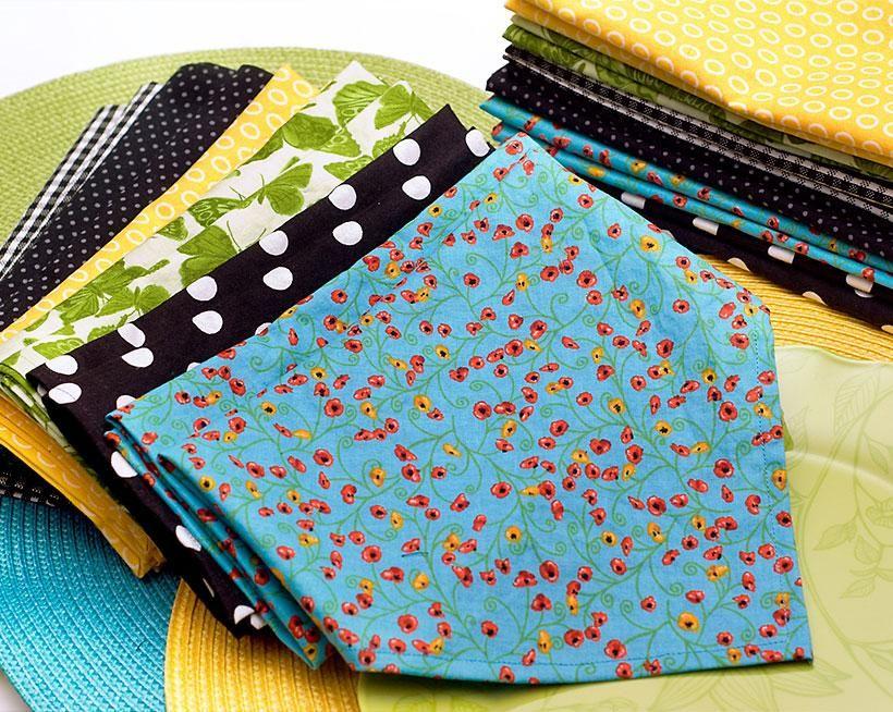 DIY Cloth Napkins DIY Home DIY decor | home decor | Pinterest ...