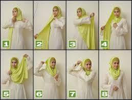 hijab tutorial - Google Search