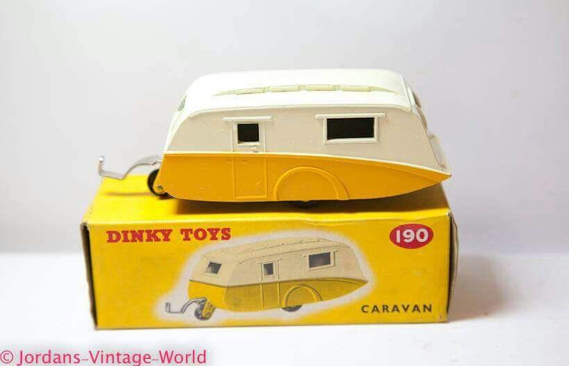 Caravan Dinky nr 190