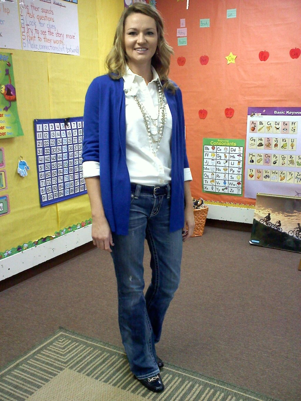 great blog for teacher clothing ideas | My Style | Pinterest ...