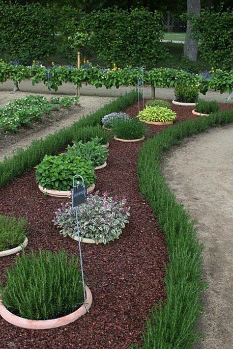 Gartengestaltung-Ideen-mit-verschiedenen-Pflanzarten1.jpg 600×900 ...
