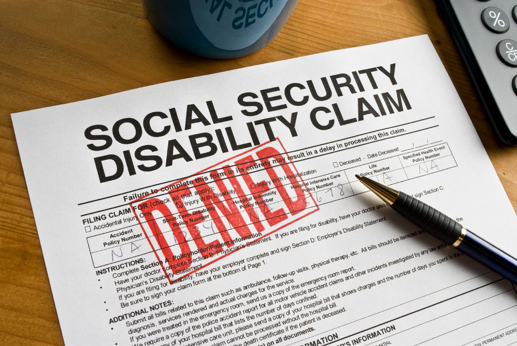 To Get Your Claim For Any Disability Hire Social Security