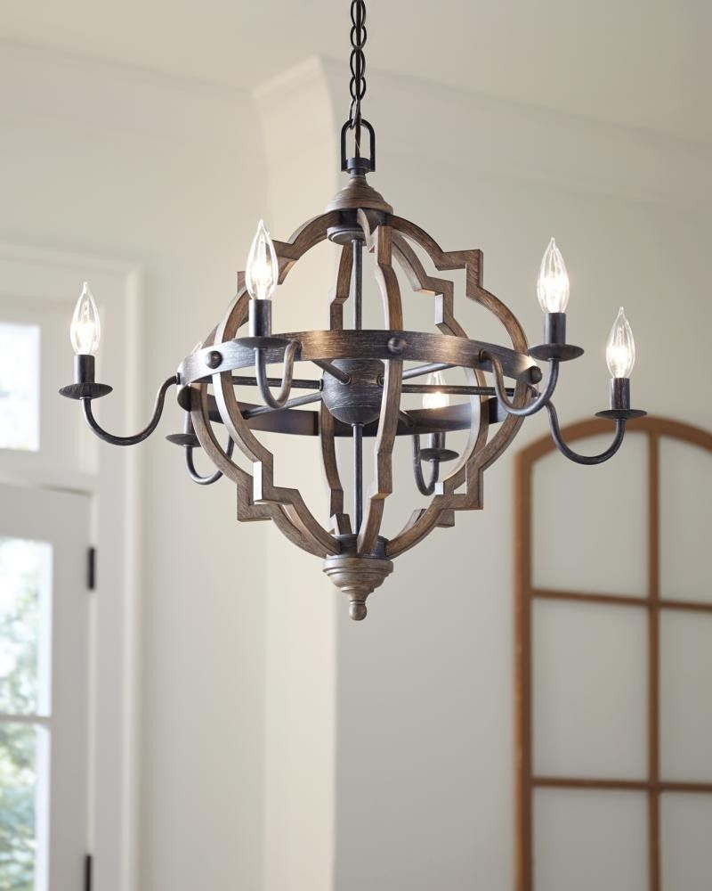 Farmhouse Elegant beautiful The transitional Socorro lighting