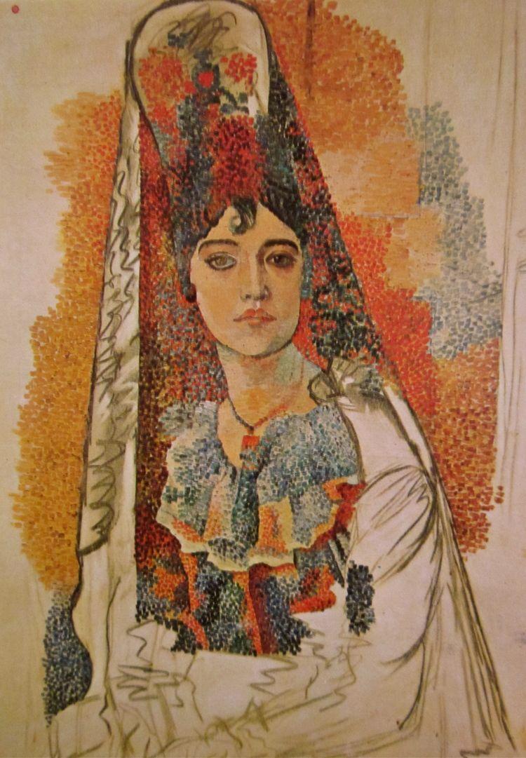 La Salchichona 1917 Picasso Museu Picasso, Barcelona