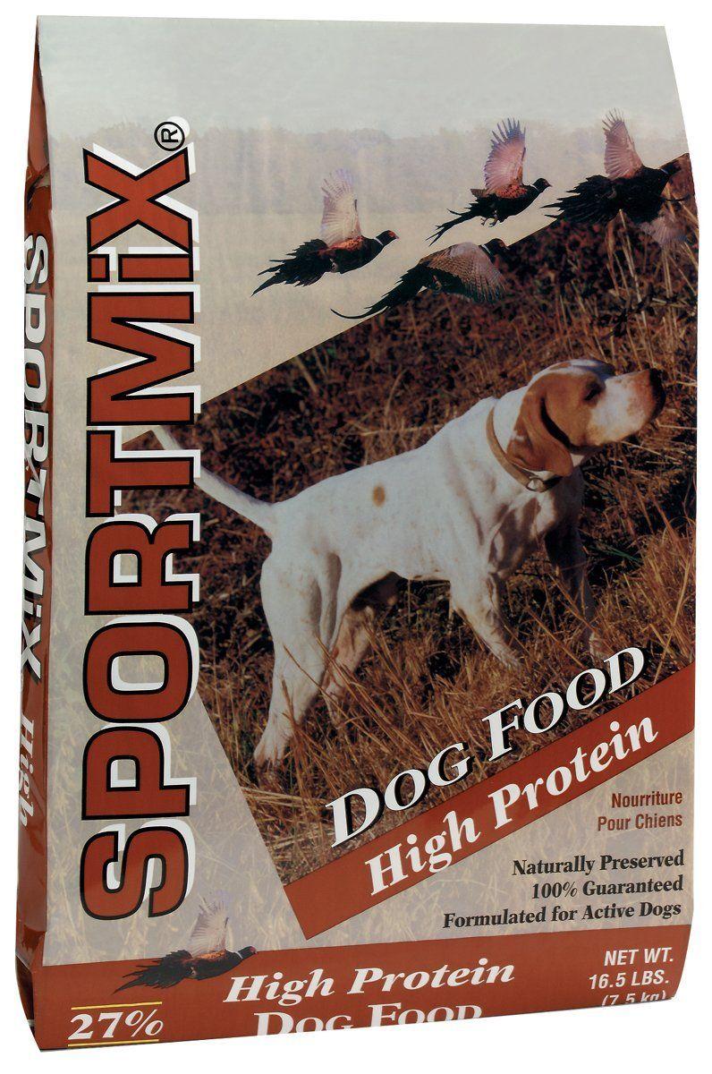 6. SPORTMiX High Protein Original Recipe Dry Dog Food