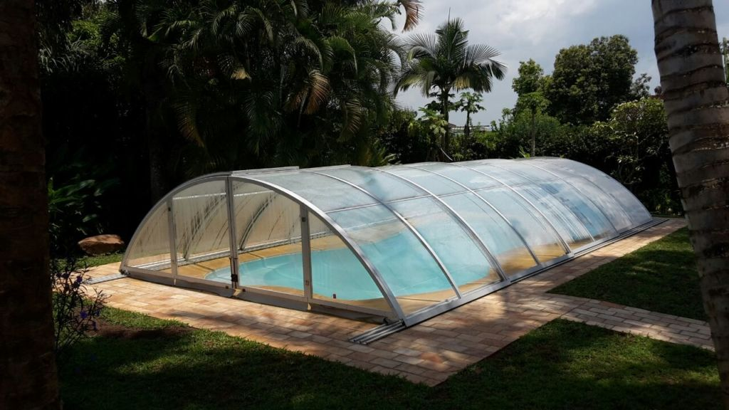 swimming pool enclosure with low cost | pool enclosure ...