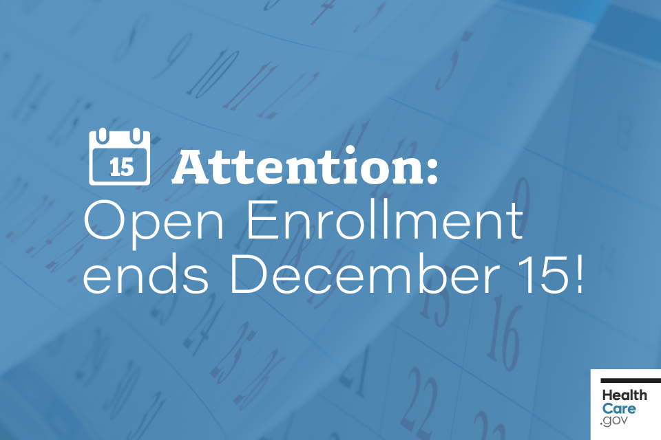 2018 Open Enrollment For Marketplace Health Insurance Started On