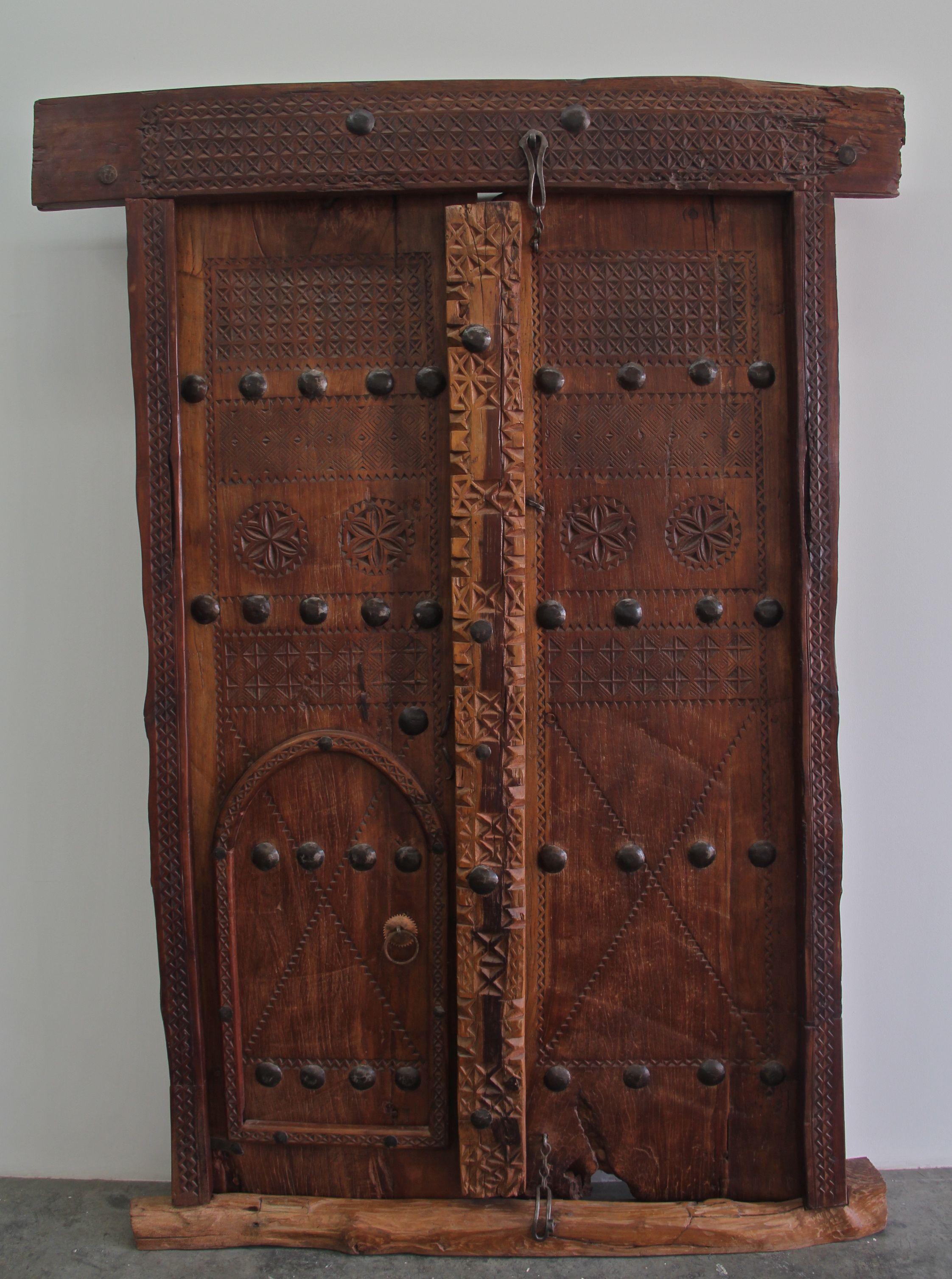 Traditional omani doors now available showcase dubai for Classic furniture uae