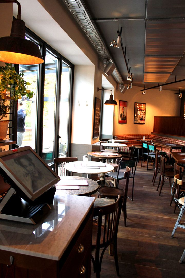 Innenarchitektur Cafe l osteria restaurant by dippold innenarchitektur gmbh