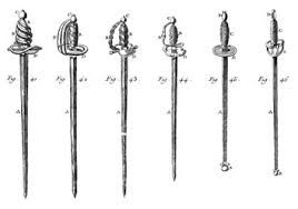 old drawings sword fighting - Google Search | objects