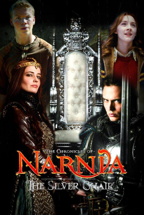 The Chronicles Of Narnia Silver Chair Cloud Bean Bag M E D I A Pinterest