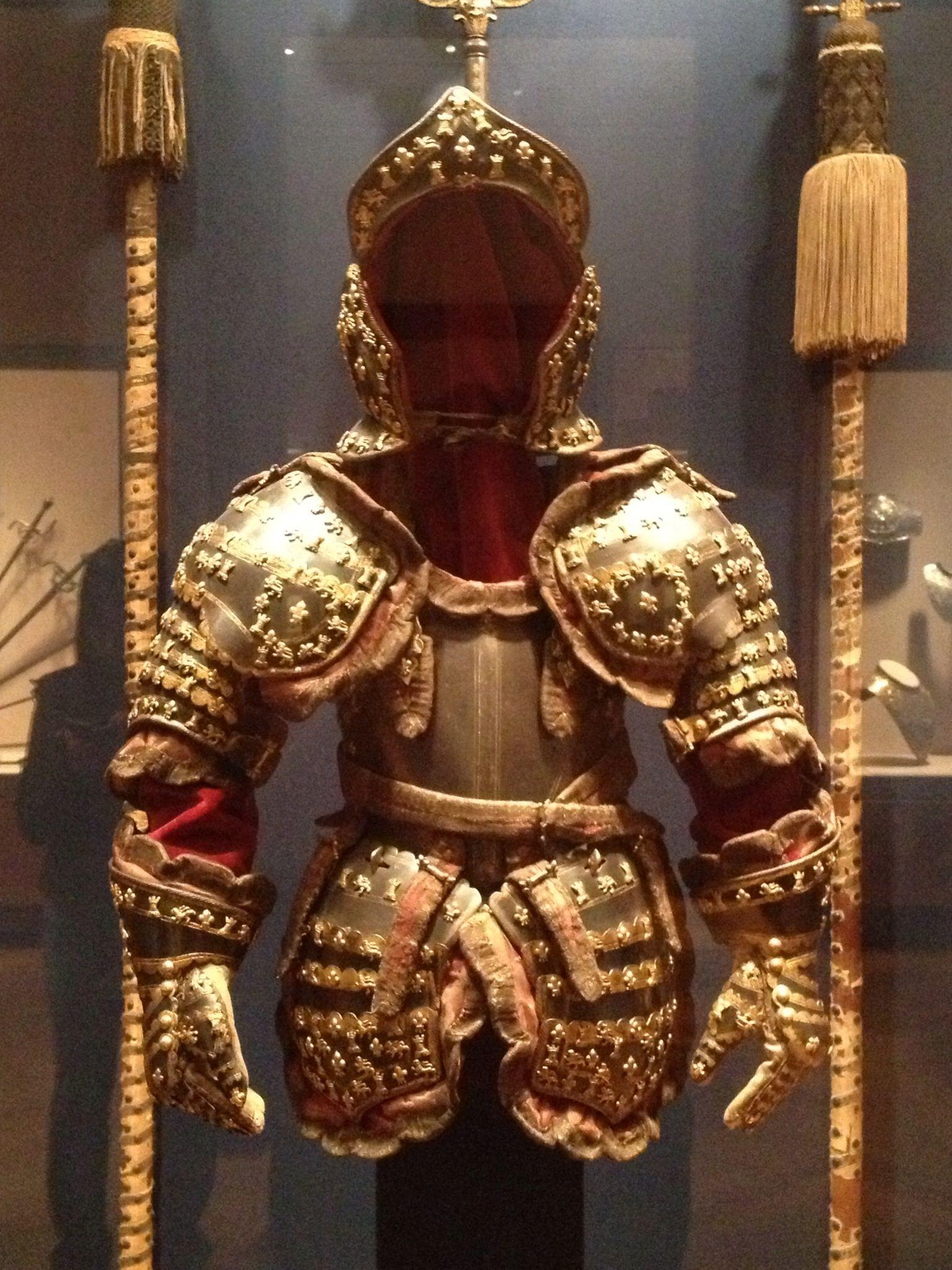 Metropolitan Museum Of Art York Medieval Armor