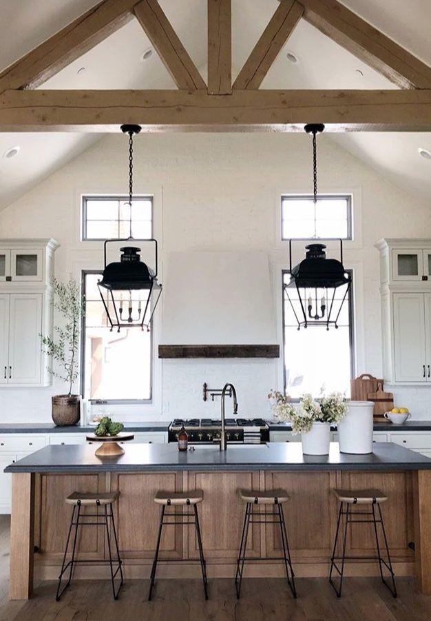 Studio McGee - ceiling | Kitchen interior, Home decor, Decor