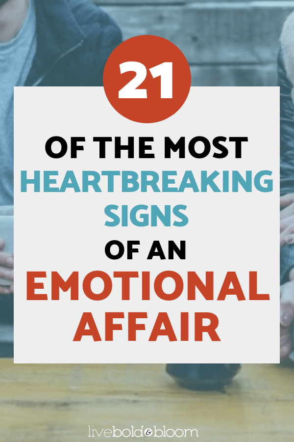 10 infidelity emotional top of signs Top 10