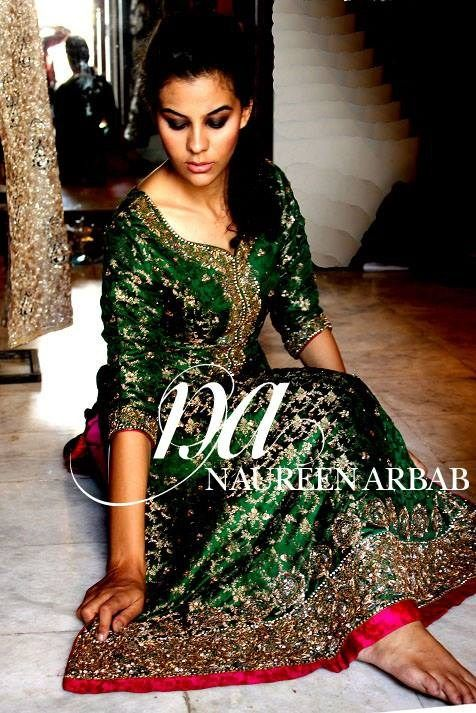Naureen Arbab Formal Wear Collection 2013 For Women 004