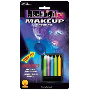 Black Light 5 Color Liner Set Make Up