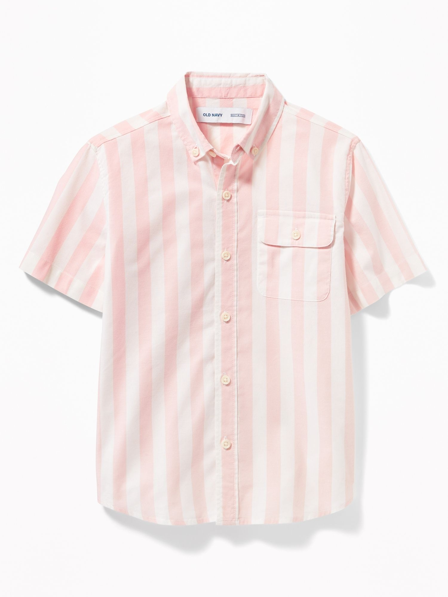 56780f59 Classic Built-In Flex Oxford Shirt for Boys | Bluebonnet Inspiration ...