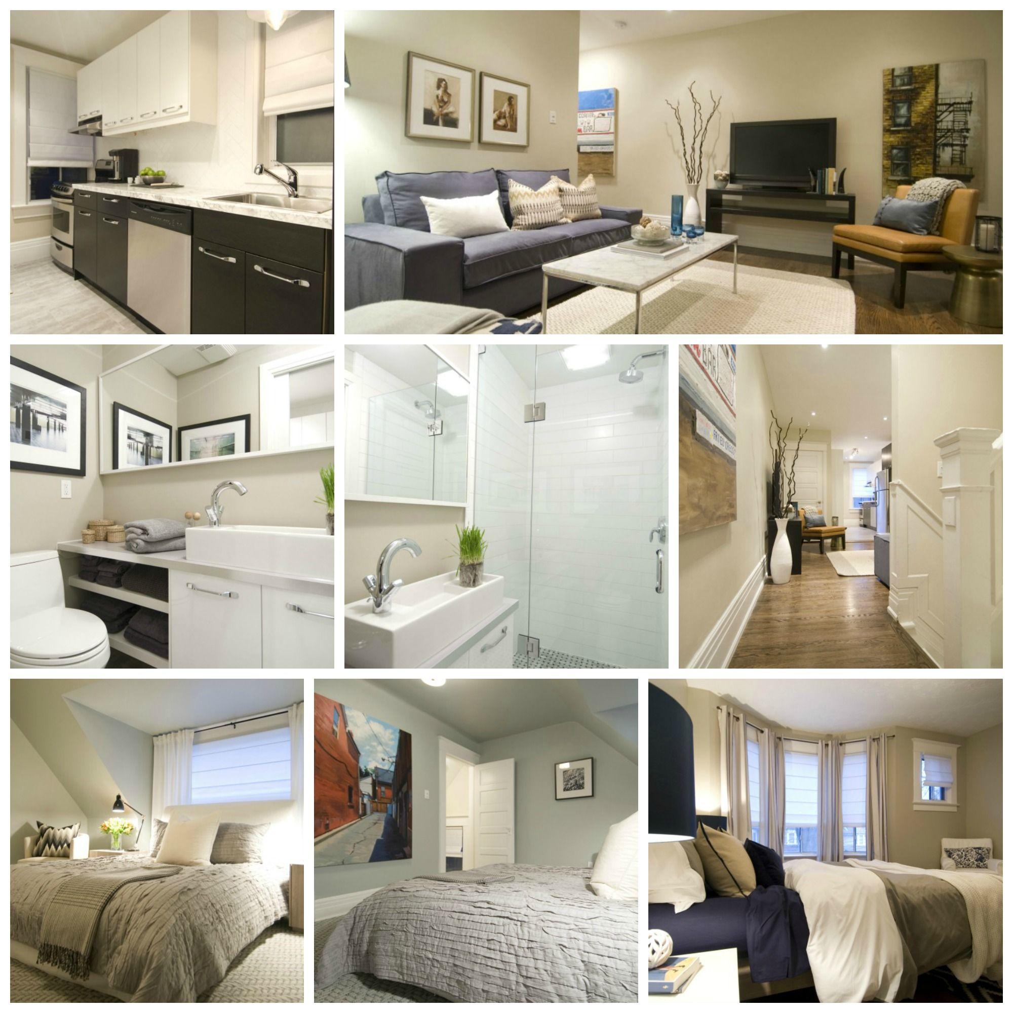 Studio Apartment Kitchen Design Basement Studio Apartment: Income Property