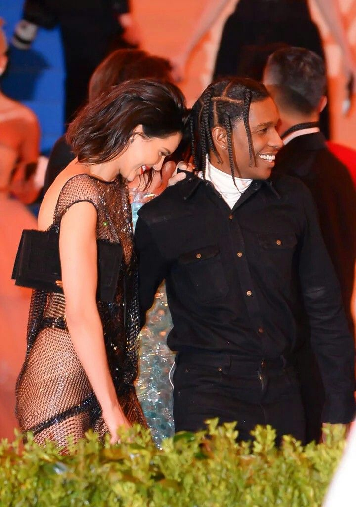 Kendall Jenner and A AP Rocky CONFIRM relationship