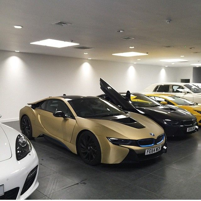 Bmw I8, BMW And Cars