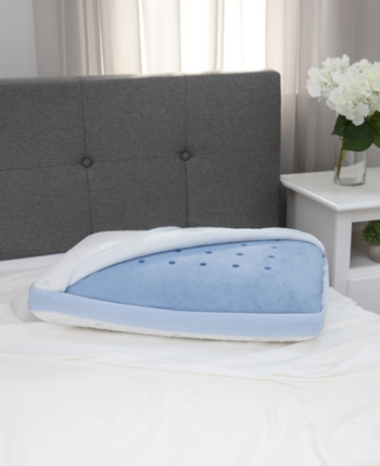 Sensorgel Cold Touch Gusseted Gel Infused Memory Foam Pillow