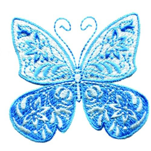 Free Butterfly Embroidery Design Annthegran Free Embroidery