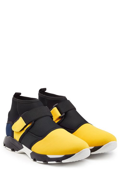 MARNI Sneakers Yellow Men