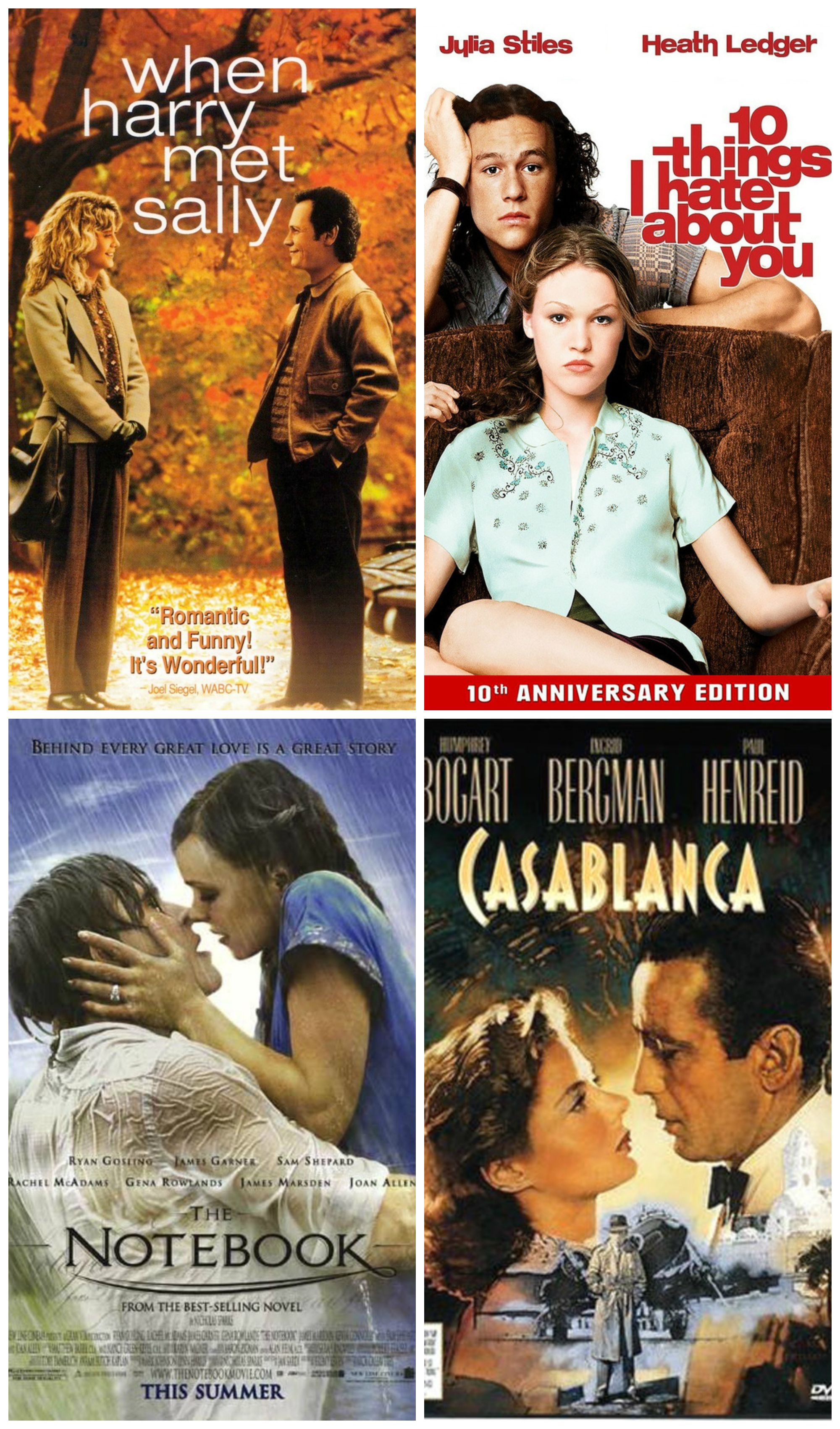 Best valentines day date movies