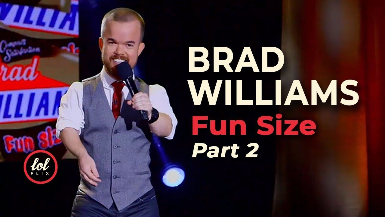 how tall is brad williams