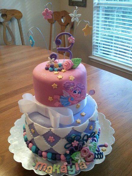 Abby Cadabby Birthday Cake Elmo Birthday Cake Birthday