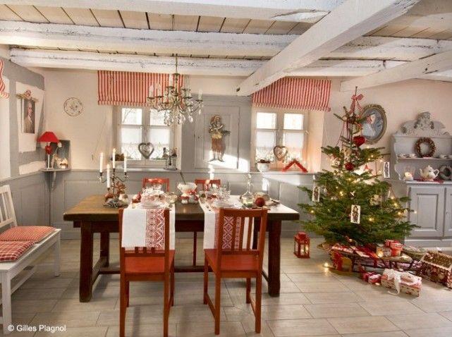 Salle A Manger Deco Rouge N | Christmas | Pinterest | Deco Rouge