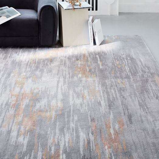 Mural Collection Static Rug | west elm