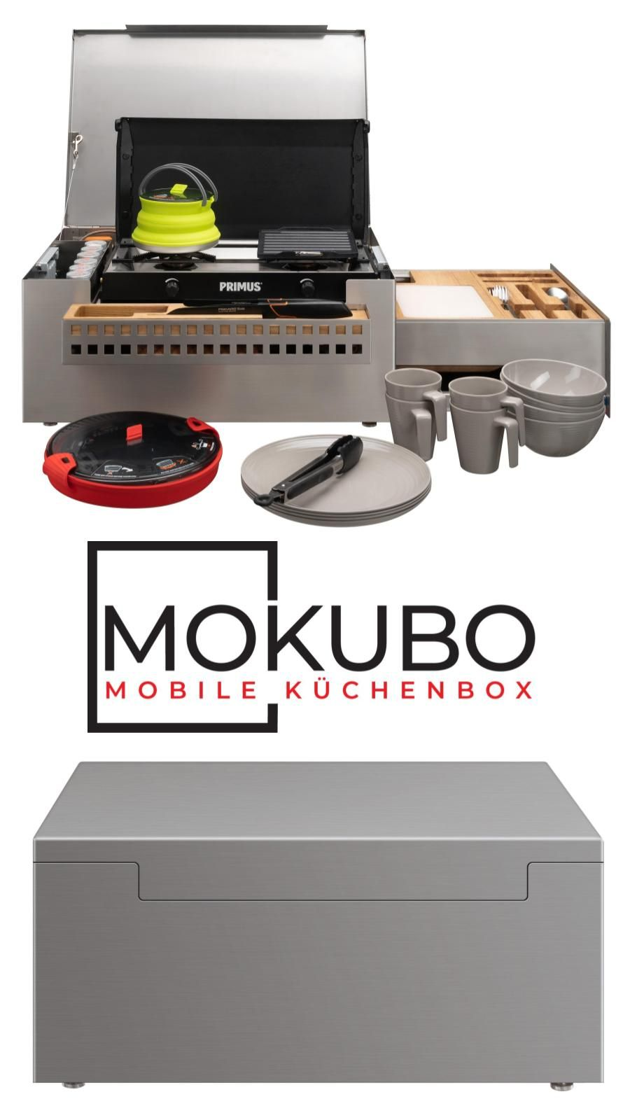 Photo of The MOKUBO is available again!