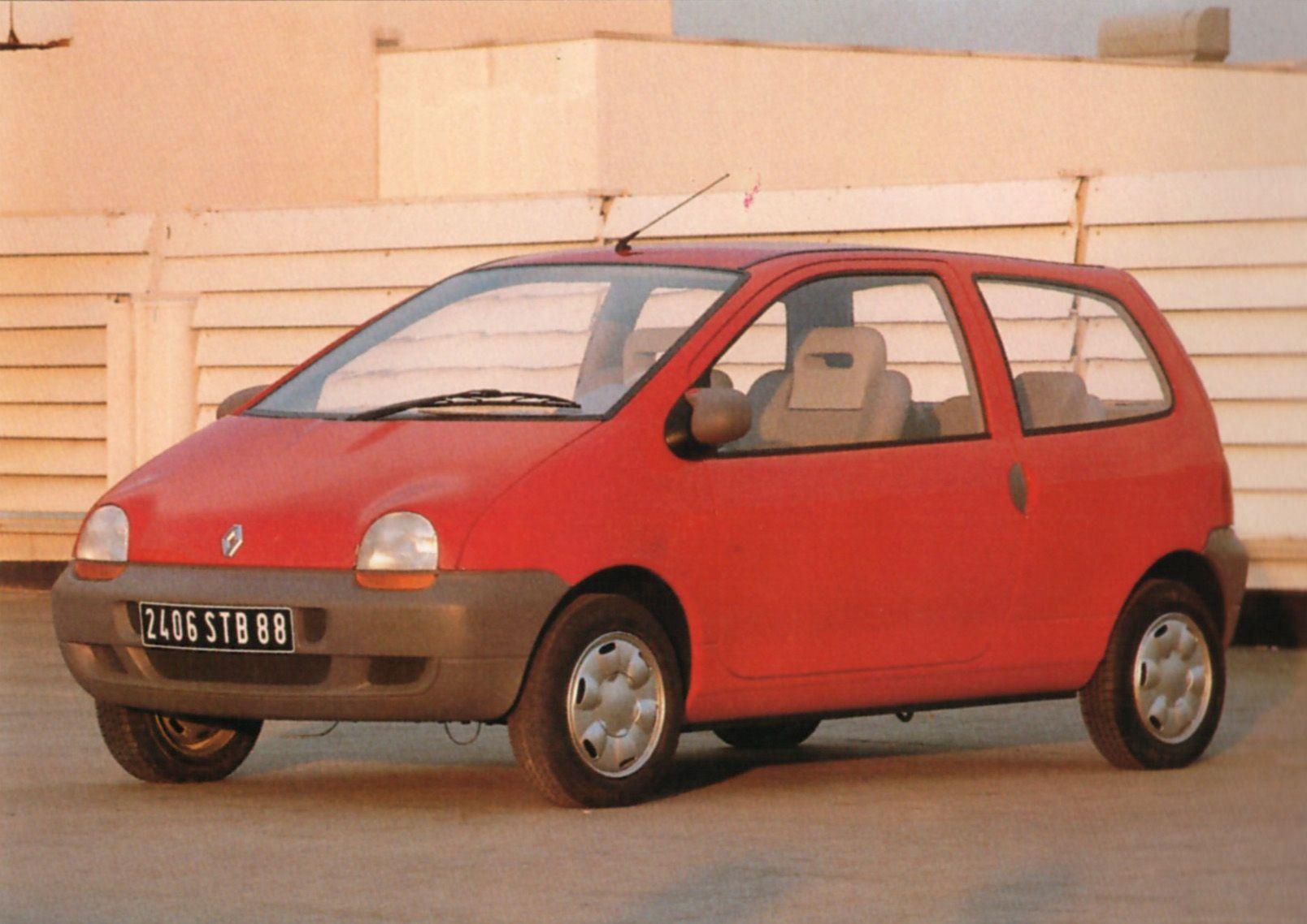 Og 1992 Renault Twingo Mk1 Project X06 Almost Final Design