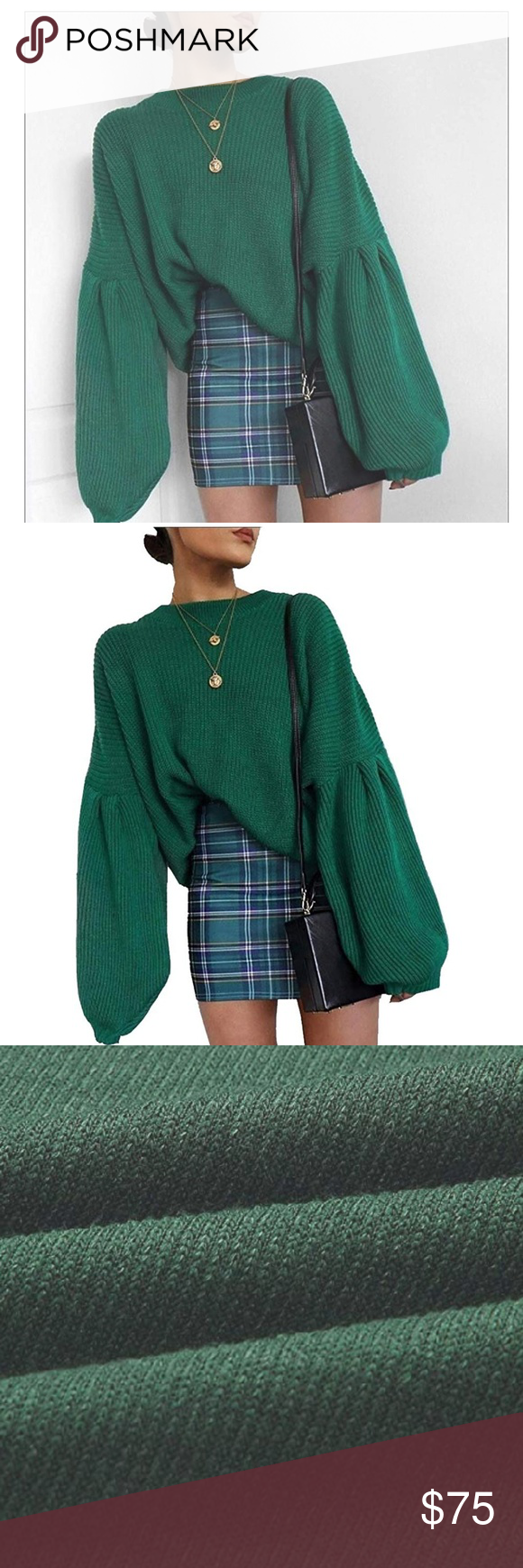 6cb987834 JULIAN 80s Style Chunky Sweater Available in sizes XS through 3X. S ...