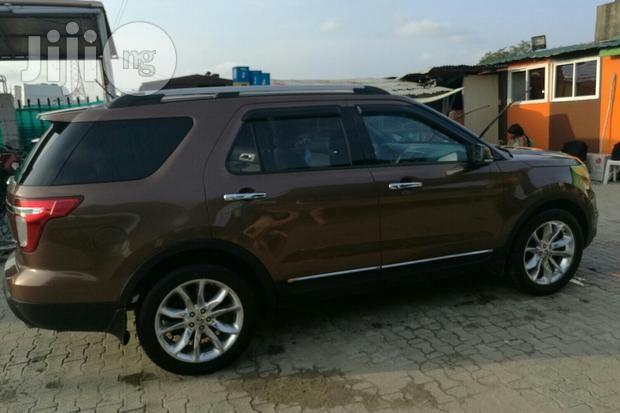 Ford Explorer  For Sale In Lekki Buy Trucks From Suraj Aderogba On Jiji