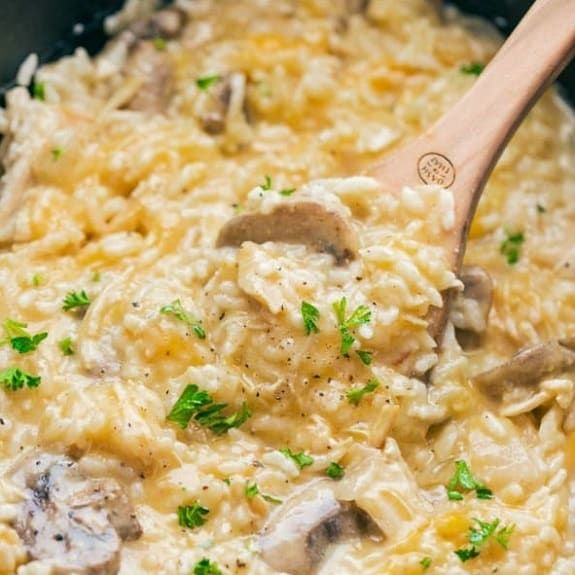 Chicken Rice Slow Cooker Recipes