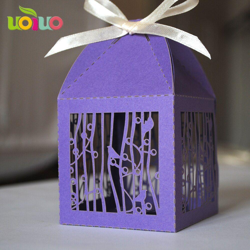 Free shipping cheap wholesale wedding gift decoration box