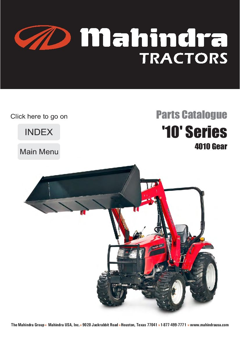 Uputstvo Za Upotrebu Traktora Mahindra 4010 Manual Pdf Download Service Manual Repair Manual Pdf Download Repair Manuals Pdf Download Repair