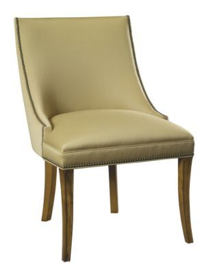 The Historic Hickory Chair Is In Different Designs For Your Home Decoration Yonohomedesign Com In 2020 Custom Dining Chairs Hickory Chair Dining Chairs