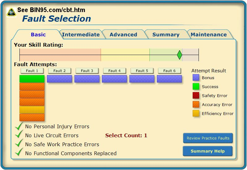 Monitor your progress with the Level and Overall Skill Ratings as - software evaluation