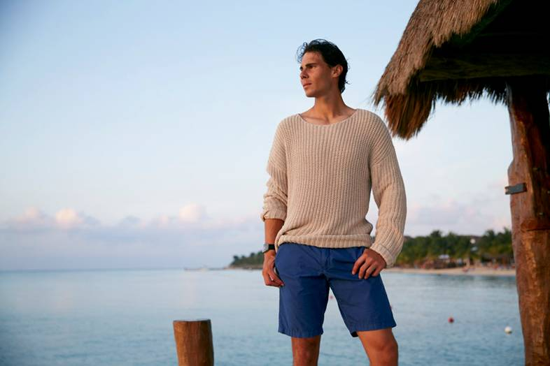Rafael Nadal Loves Zadig Fashion Style Fashion Rafael Nadal Rafa Nadal